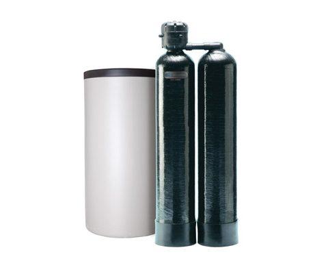 Descalcificador doble botella alterno Mach 2060 S 1″, 1/4″