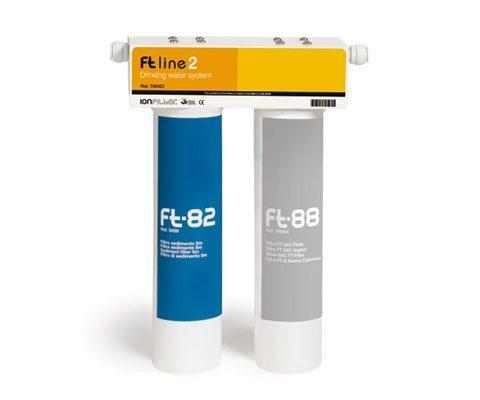 Filtros de agua Ft-line 2