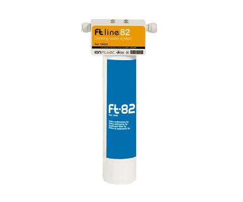 Filtros de agua Ft-line 82