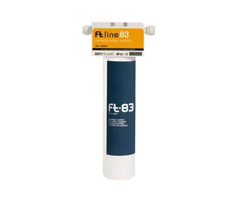 Filtros de agua Ft-line 83