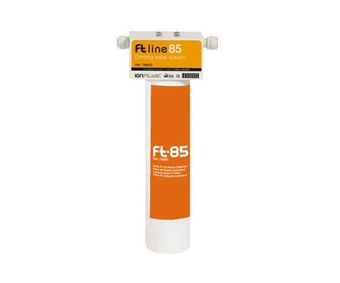 Filtros de agua Ft-line 85