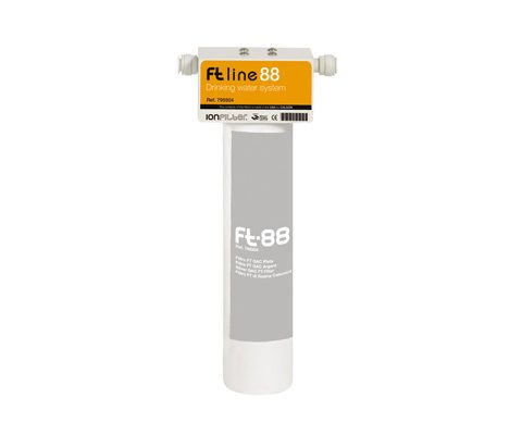 Filtros de agua Ft-line 88
