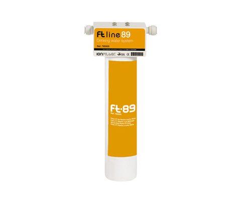 Filtros de agua Ft-line 89