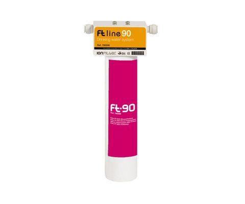 Filtros de agua Ft-line 90