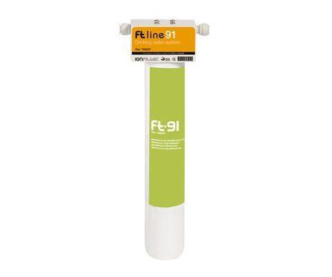 Filtros de agua Ft-line 91