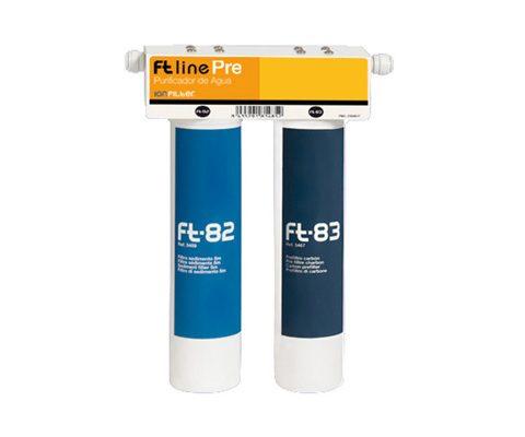 Filtros de agua Ft-line Pre